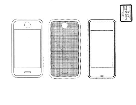 I Phone Sketches by How The Secret Apple Industrial Design Works