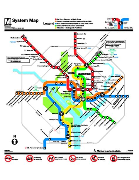 washington dc railroad map washington dc metro rail map memes