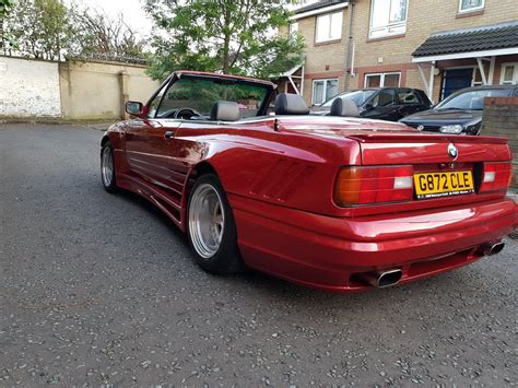 bmw e30 with e36 m3 engine bmw e30 convertible with e36 m3 s50b30 engine and gearbox