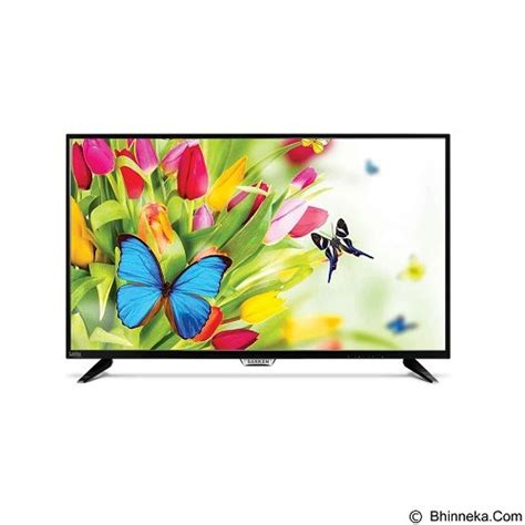 Tv 21 Inch Sanken sanken 32 inch tv led sle 323hdb merchant jual