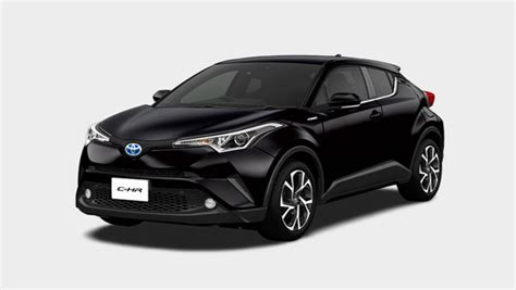 toyota  hr hybrid  icon  tech pack venture cars