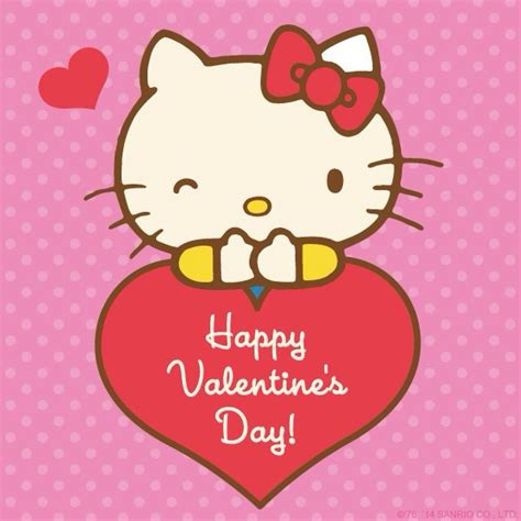 wallpaper hello kitty san valentin 2014情人節 北美野馬 pchome 個人新聞台