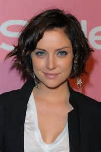 ways to style chin length hair curly bob best short haircuts for 2013 page 6