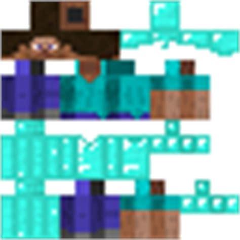 Minecraft Papercraft Skin Generator - minecraft character mini papercraft generator