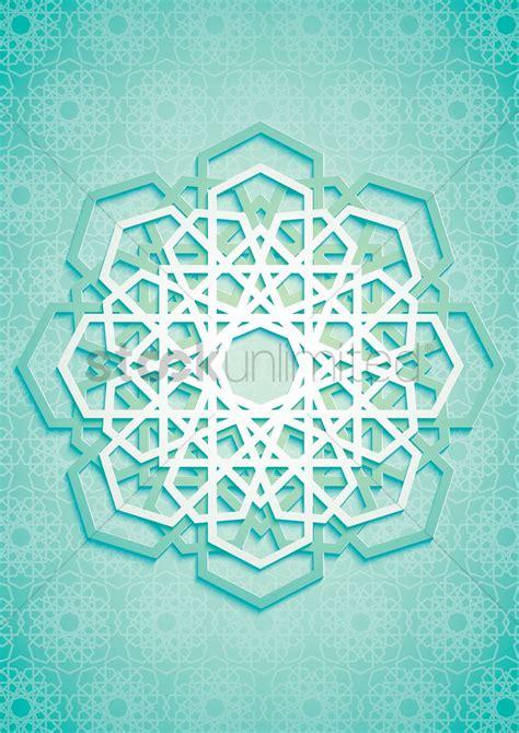 islamic pattern illustrator tutorial islamic geometric pattern design vector image 1959322