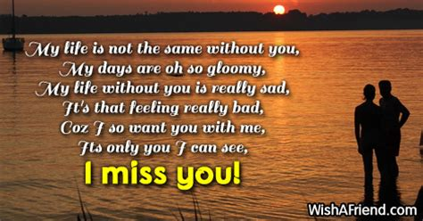 51 Of Are Now Living Without Spouse missing you messages for husband