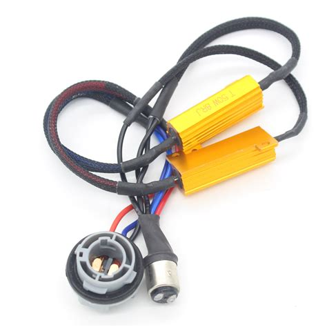 load resistor for led brake lights car led brake ᐂ lights lights singal load resistor led bulb fast hyper hyper flash turn