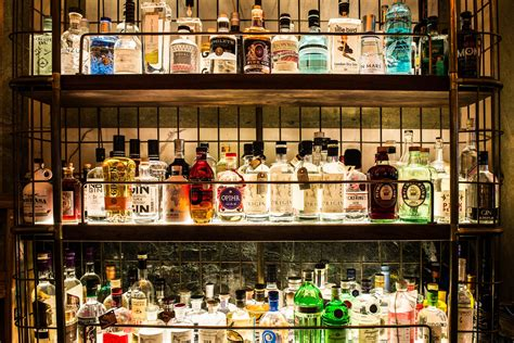 dining room bar the gin bar at holborn dining room near covent garden in