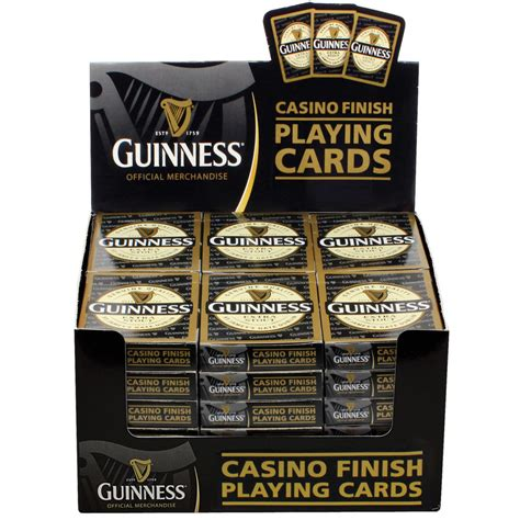 Online Buy Wholesale Gift Card - buy guinness label playing cards in wholesale online