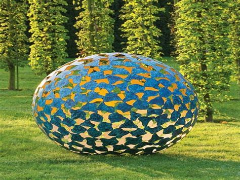 modern garden sculpture image gallery modern outdoor sculpture