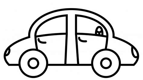 simple coloring pages cars simple car coloring pages coloring pages
