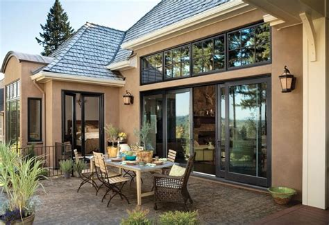 Sliding Wood Patio Doors Whole House Window And Door Package Includes Wood Bi Parting Sliding Patio Doors