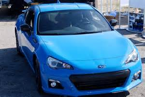 Subaru Blue Paint Meet Subaru S New Hue Hyper Blue Autotalk