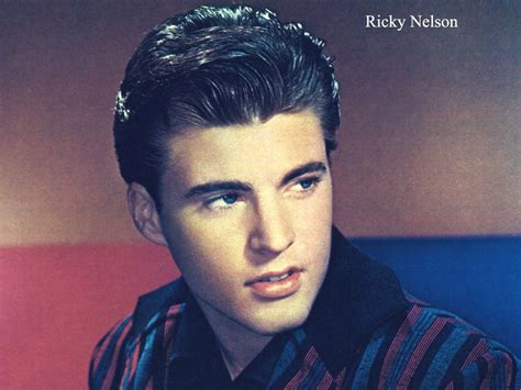 pompadour hairstyle 50s 60s lady fabuloux ricky nelson eric hilliard nelson