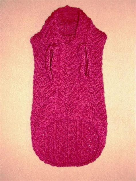 crochet yorkie sweater pattern yorkie sweater with legs crochet pattern breeds picture