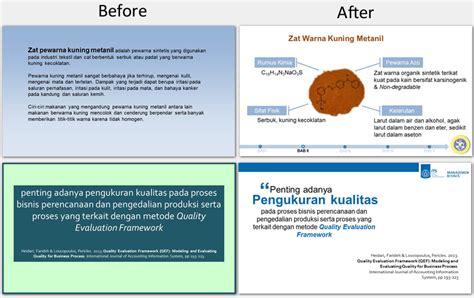 contoh membuat power point untuk presentasi contoh slide presentasi skripsi yang baik dan menarik