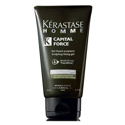 Kerastase Homme Capital 333 by Kerastase Homme Capital Kerastase Homme Capital