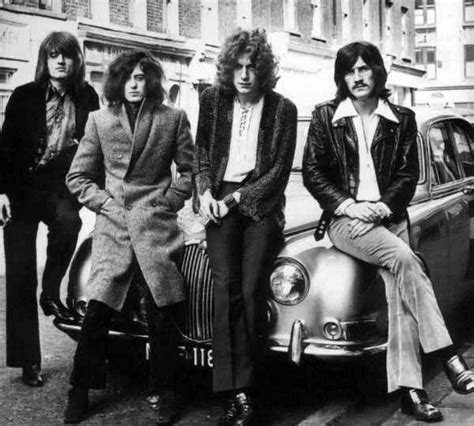 black led zeppelin how many albums of led zeppelin are there
