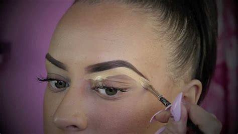 youtube tutorial eyebrow eyebrow tutorial youtube tymeforbeauty com trailer youtube