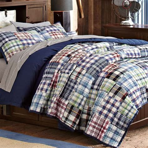 madras comforter set image gallery madras quilt
