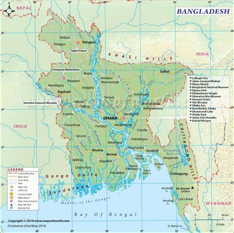 map of bangladesh bangladesh map map of bangladesh