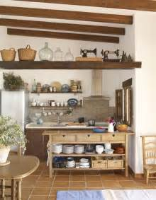 Kitchen Island With Shelves A Kitchen Island Gives Space To Prepare Food And The Shelves Underneath Are Great For