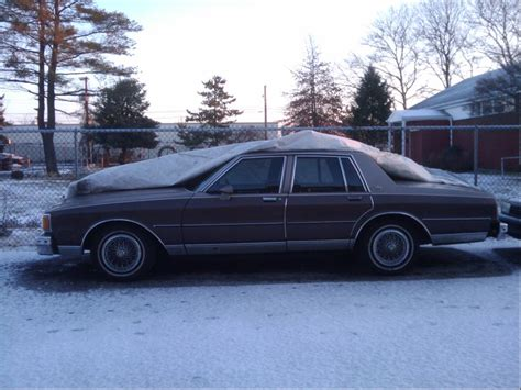 my 1983 caprice classic swaggariffic s 1983 chevrolet caprice classic in wilmington de