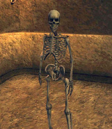 morrowind console commands skeleton morrowind the elder scrolls wiki