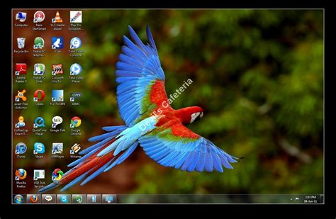 themes to desktop 5 awesome themes collection for windows 7 free download