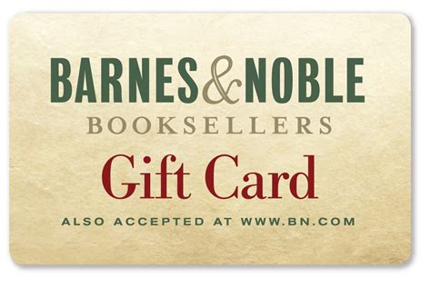 Barnes And Nobles Gift Card - barnes and noble mastercard review