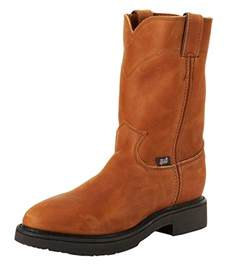 top 5 best pull on work boots for a comfortable and