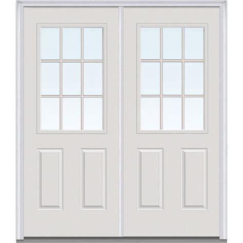 72 x 80 doors mmi door 72 in x 80 in grilles between glass right