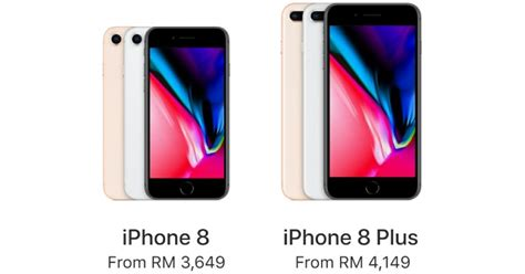 apple iphone 8 malaysia price technave