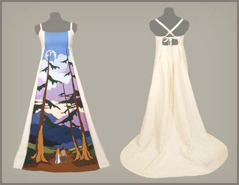 Patchwork Wedding Dress - image result for http threadheadcreations