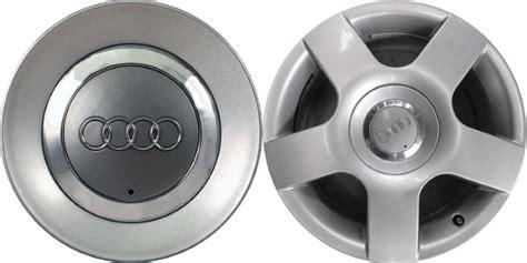 audi hubcaps audi a4 center caps factory oem hubcaps stock buy