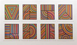 color band sol lewitt