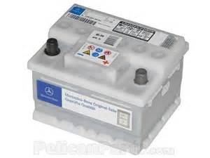 Mercedes Battery Starter Battery 2305410001 Genuine Mercedes 230