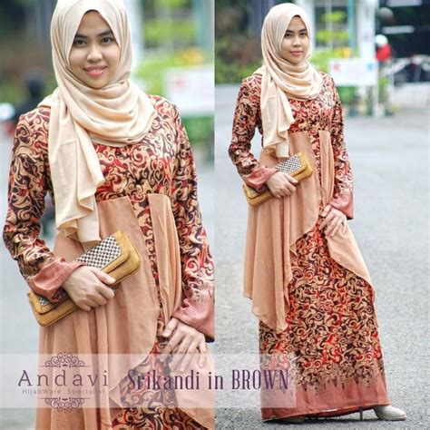 Dress Pesta Gamis Lebaran 25 best images about trend baju batik terbaru on models and how to wear