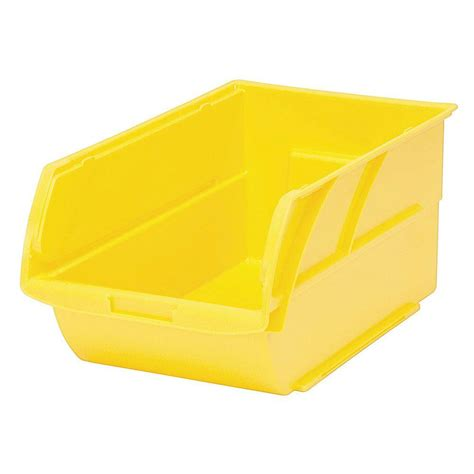 organization bins stanley 1 compartment stackable storage bin 056400l the