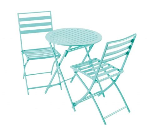 Tesco Bistro Chairs Aqua Milan Bistro Set From Tesco Direct Budget Garden Furniture Shopping Housetohome Co Uk