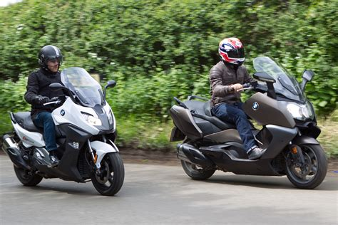 BMW C650 GT and BMW C650 Sport review   Visordown