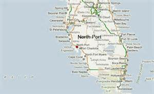 northport florida map port location guide