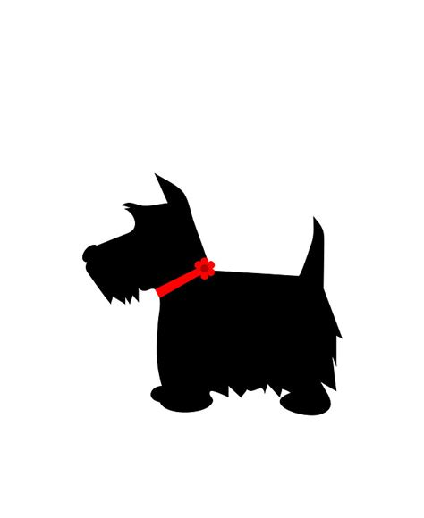 scottie dogs free coloring pages of scottie dogs