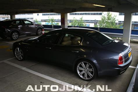 Maserati Vantage by V8 Vantage Of Quattroporte V Foto S 187 Autojunk Nl 170804