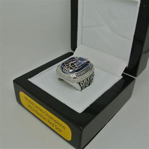 Ring Boston Ukuran 12 2013 boston sox world series chionship ring