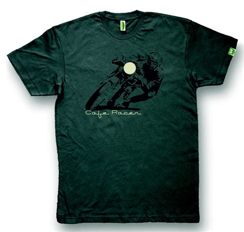 vintage cafe racer t shirt toys for boys camisas