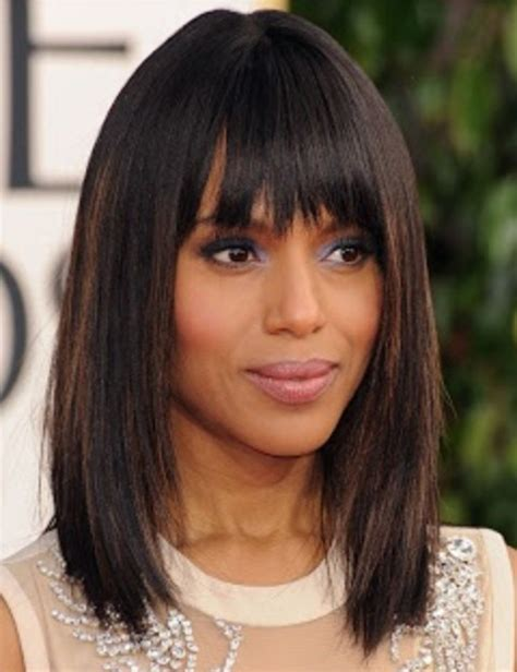 Kerry Washington Hairstyles by 16 Kerry Washington Hairstyles Pretty Designs