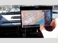 Pioneer AVIC N4 Navigation in Land Rover Discovery - YouTube Lmc
