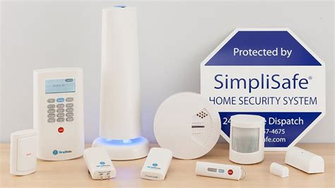 simplisafe home security system specs pcmag