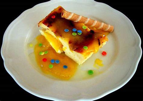 decorar un pastel de mango pastel de queso y mango receta de gabrielarambui cookpad